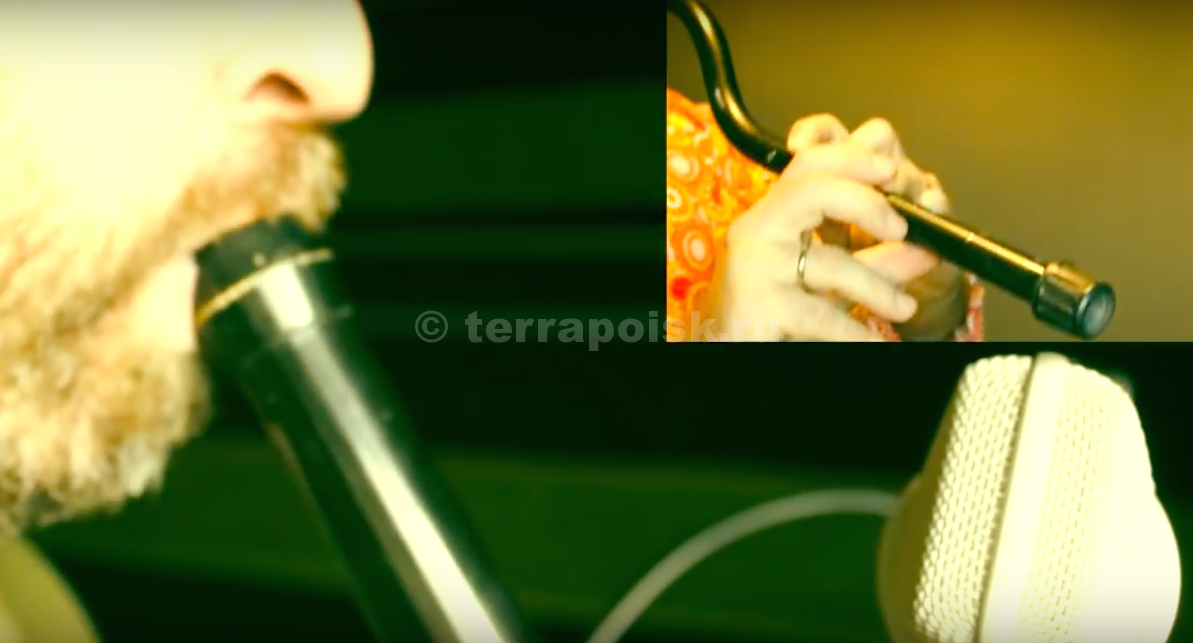 Музыка на «Терке» — (видео) — Потрясающе