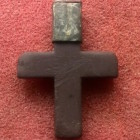 Каменный крестик (интересные находки)
